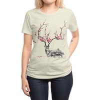 Blooming - womens-regular-tee - small view