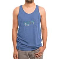 Road Rage - mens-triblend-tank - small view