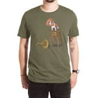 Gramodog - mens-extra-soft-tee - small view