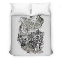 Twenty if by Giant Robot - duvet-cover - small view