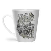 Twenty if by Giant Robot - latte-mug - small view
