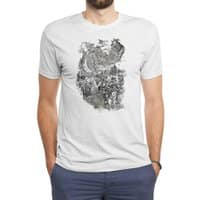 Twenty if by Giant Robot - mens-triblend-tee - small view