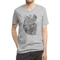 Twenty if by Giant Robot - vneck - small view