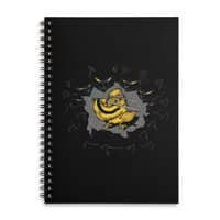 Kill Bird - spiral-notebook - small view