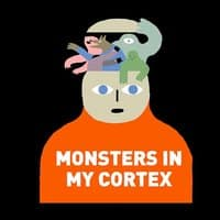 Monsters in My Cortex - small view