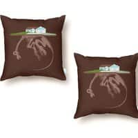 picket. - throw-pillow - small view