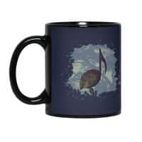 Song Bird - black-mug - small view