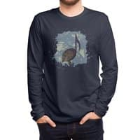 Song Bird - mens-long-sleeve-tee - small view
