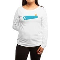 Sea Saw - womens-long-sleeve-terry-scoop - small view