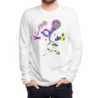 3 Eyes, 3 Vehicles - mens-long-sleeve-tee - small view