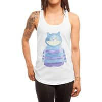 The Cheshire - womens-racerback-tank - small view