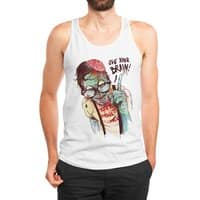 Use Your Brain - mens-jersey-tank - small view