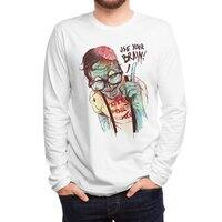 Use Your Brain - mens-long-sleeve-tee - small view