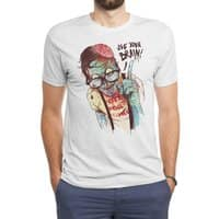 Use Your Brain - mens-triblend-tee - small view