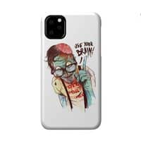 Use Your Brain - perfect-fit-phone-case - small view