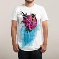 Art Is My Weapon - mens-sublimated-tee - small view