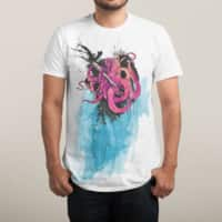 Art Is My Weapon - mens-sublimated-triblend-tee - small view