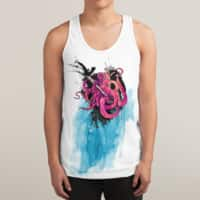 Art Is My Weapon - sublimated-tank - small view