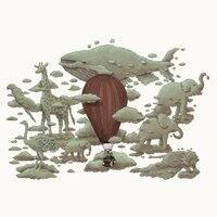 The Cloud Menagerie - small view