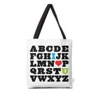 Love Your Fellow As Yourself - tote-bag - small view