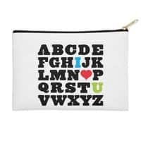 Love Your Fellow As Yourself - zip-pouch - small view
