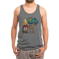We've Got Some Work To Do Now - mens-triblend-tank - small view