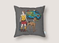 We've Got Some Work To Do Now - throw-pillow - small view