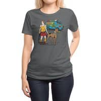 We've Got Some Work To Do Now - womens-regular-tee - small view