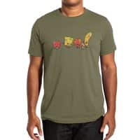Zombie Food - mens-extra-soft-tee - small view
