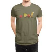 Zombie Food - mens-regular-tee - small view