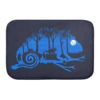 The Midnight Forest - bath-mat - small view