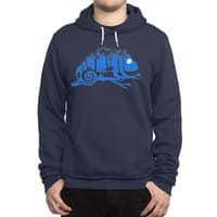 The Midnight Forest - hoody - small view