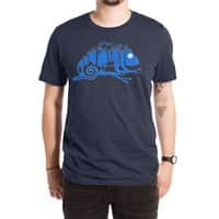 The Midnight Forest - mens-extra-soft-tee - small view