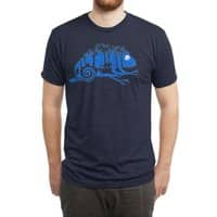 The Midnight Forest - mens-triblend-tee - small view