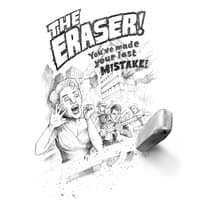 The Eraser - small view