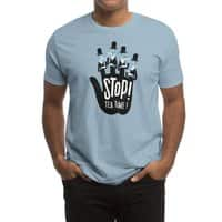 Stop! Tea Time! - mens-regular-tee - small view