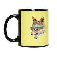 Foxy Hip Hop - black-mug - small view
