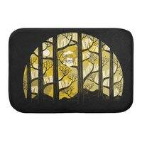 Why Is an Owl Smart? - bath-mat - small view