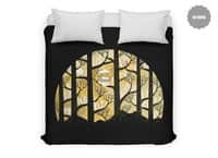 Why Is an Owl Smart? - duvet-cover - small view