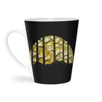 Why Is an Owl Smart? - latte-mug - small view