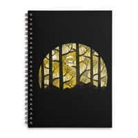 Why Is an Owl Smart? - spiral-notebook - small view