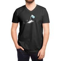 The Milky Way - vneck - small view