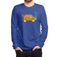 Springfield Still Life - mens-long-sleeve-tee - small view