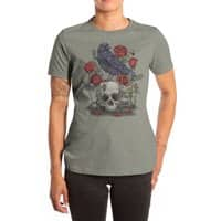 Memento Mori - womens-extra-soft-tee - small view