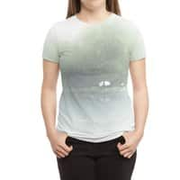 Secret Lake - womens-sublimated-triblend-tee - small view