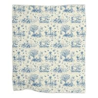 It's Toile About You - blanket - small view
