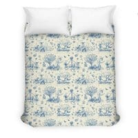 It's Toile About You - duvet-cover - small view