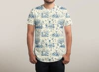 It's Toile About You - mens-sublimated-tee - small view