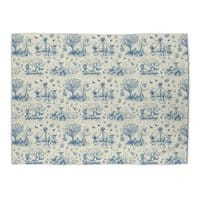 It's Toile About You - rug-landscape - small view