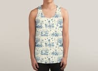 It's Toile About You - sublimated-tank - small view